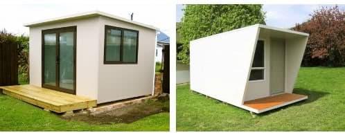 pequeñas casas prefabricadas