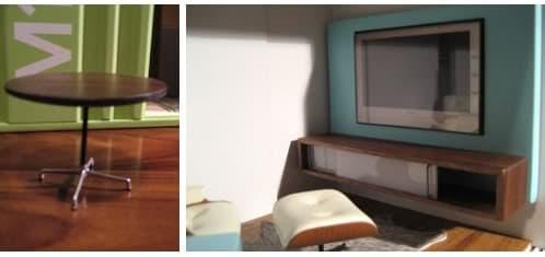 casas de muñecas con muebles de diseño
