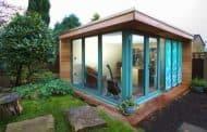 Espacios prefabricados para el jardín, de Garenberg