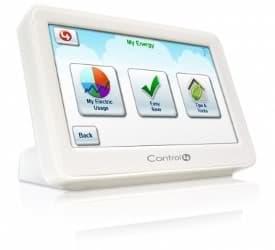 control4-monitor-energia para el hogar