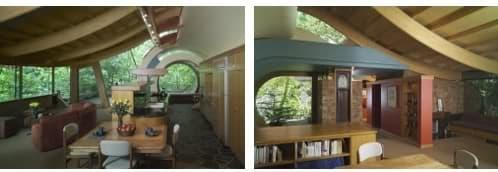 interior de la casa wilkinson