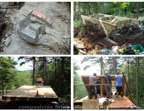 Como hacer una cabana imagui - Como hacer una cabana de madera ...
