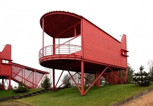 Red Guest House de Totan Kuzembaev