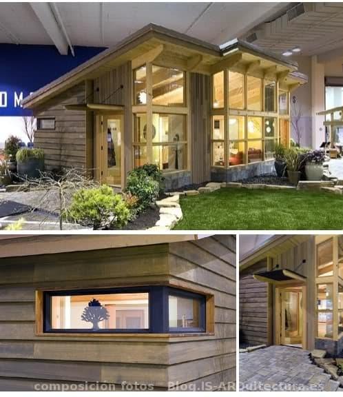 Fabcab casas ecol gicas prefabricadas en kit for Casa prefabricadas ecologicas