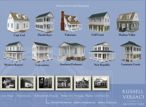 planos de casitas pequeñas