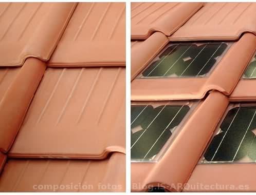 Tegolasolare: tejas con células solares