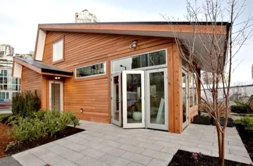 West House: pequeña y eficiente vivienda