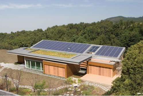 casa-ecologica-energia-cero en Corea del Sur