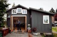 Convirtiendo un garaje en una pequeña casa