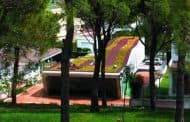 Villa BIO: hormigón y cubierta verde