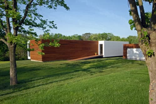 Modular 4 casa prefabricada de siete m dulos - Casa prefabricada modular ...