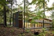 Casa prefabricada para 2 familias