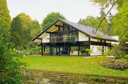 HUF Haus: Prefabricadas alemanas de 'alto standing'