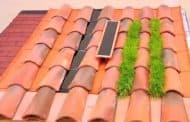 Tal vez el futuro de los tejados sea 'híbrido'