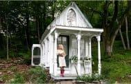 Cabaña Catskills: una versión romántica del refugio