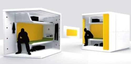 Life3 m dulos prefabricados para emergencias - Modulos prefabricados para viviendas ...