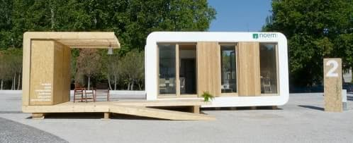Noem casas prefabricadas en espa a de cero emisiones - Casas prefabricadas sostenibles ...