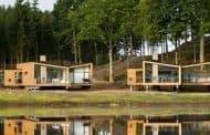 Woodlands: elegantes casas suecas de madera
