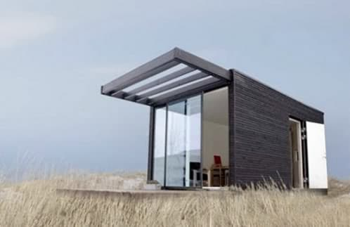 Minihouse one prefabricadas modulares suecas - Mini casas prefabricadas ...