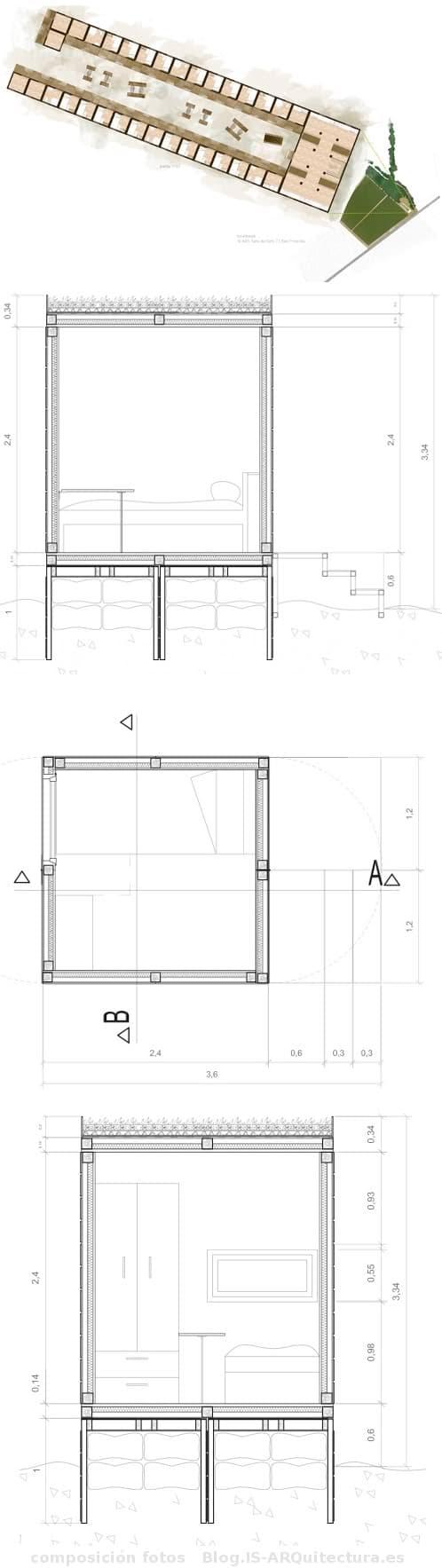 planos-modulo-alojamiento-temporal