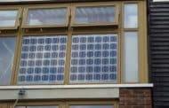 Células solares para las ventanas