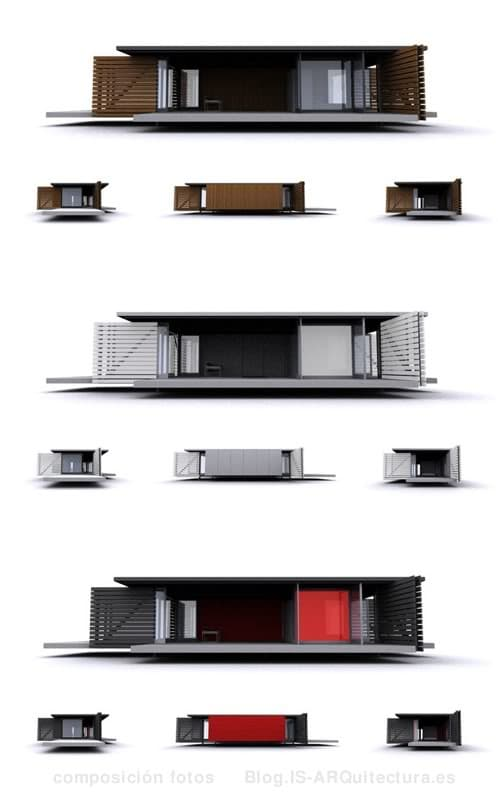 casa-prefabricada-en-kit-diferentes acabados