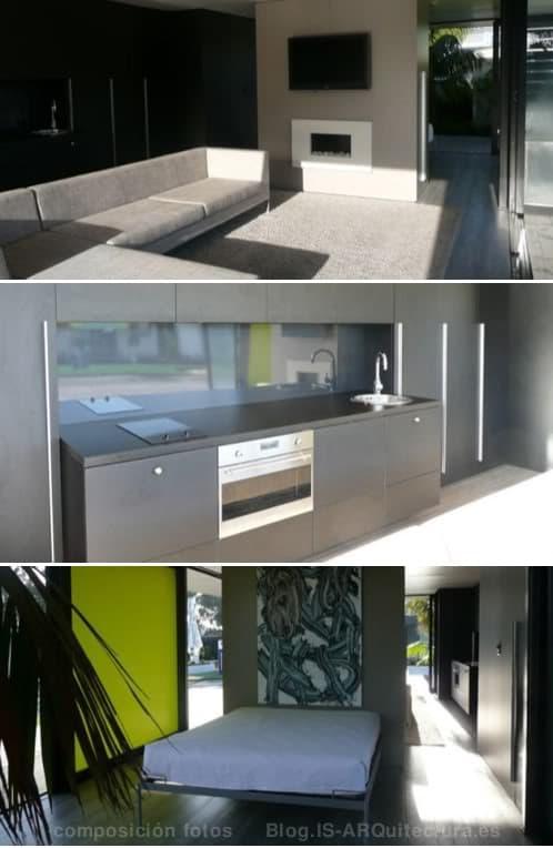 casa-prefabricada-en-kit-fotos del interior