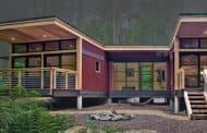 Las casas prefabricadas de Method Homes