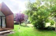 Hermits House: habitación prefabricada con estilo