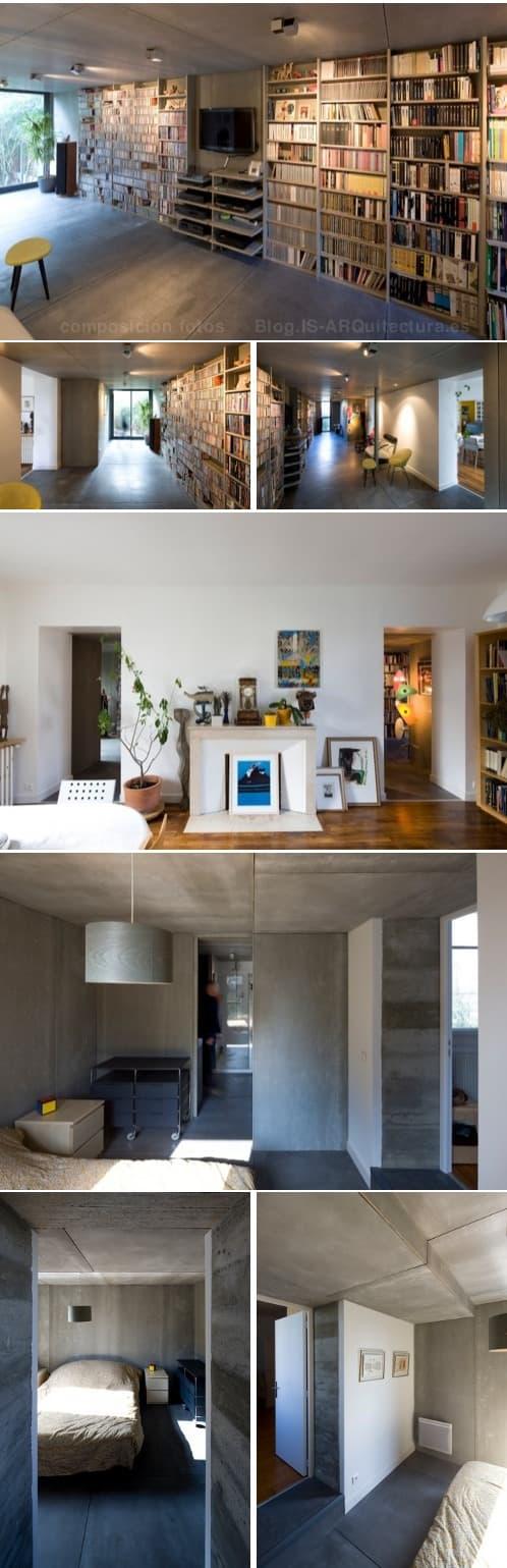 ampliacion-casa-con-contenedores fotos del interior