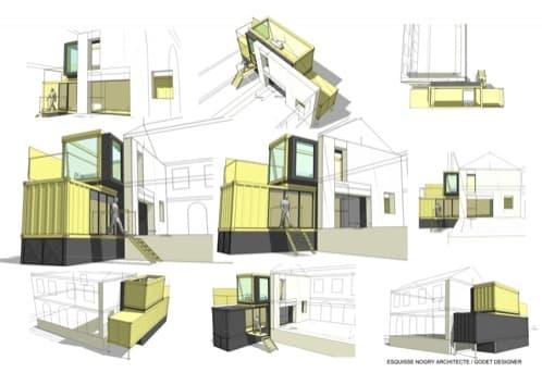 ampliacion-casa-con-contenedores esquemas