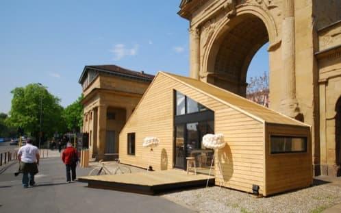 Eslice casa prefabricada de madera alta calidad a precio for Arquitectura prefabricada