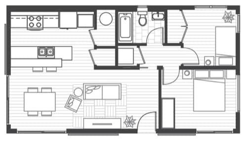 plano-prefabricada-element-Blu_homes