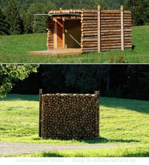 refugio-minimalista-madera-yeta-fotos del exterior