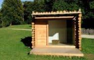 YETA: un refugio naturalmente minimalista