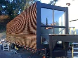 prefabricadas-lujo-IQHAUS aspecto exterior de la casa