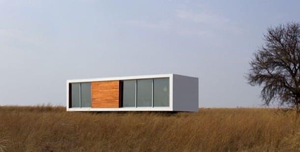 ZenKaya: casa prefabricada donde la simplicidad es su mayor virtud