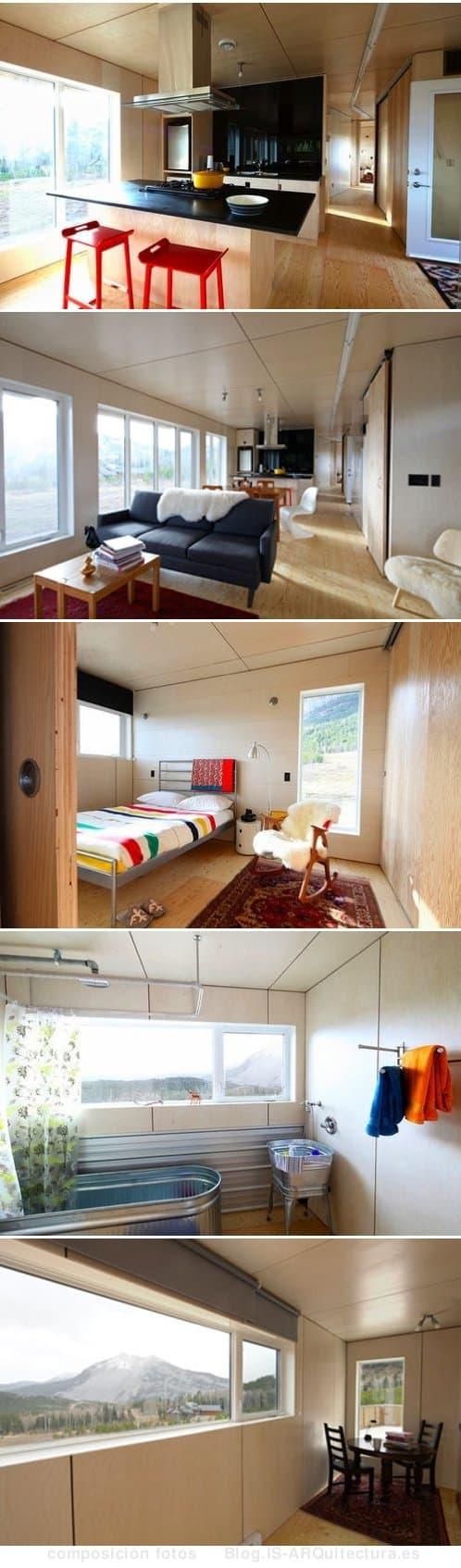 casa-prefabricada-acero_corten-crowsnest_pass fotos del interior