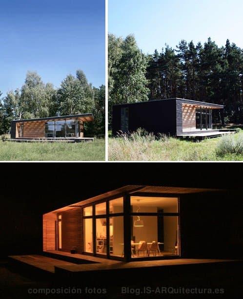 casa-prefabricada-madera-para-vacaciones, fotos exteriores