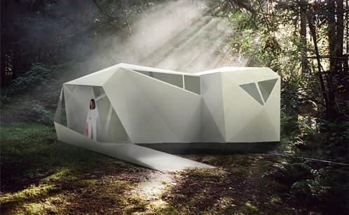 Sustenhome una casa prefabricada autosuficiente - Casa modular prefabricada ...