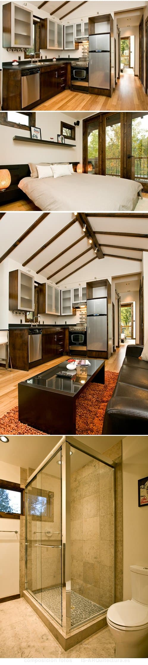 cabaña-madera-metal-park_model, fotos interiores