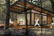 Karo Cabin: casa prefabricada modular