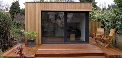 Modelos de casetas prefabricadas de bespace for Casas infantiles de madera para jardin segunda mano