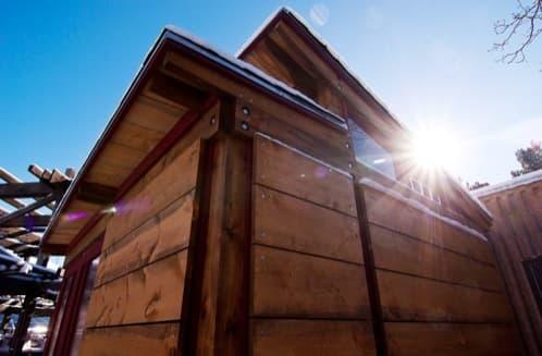 Microstructures casetas prefabricadas de madera for Casetas prefabricadas pequenas