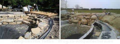 Piscinas naturales caracter sticas principales y ventajas for Construccion de piscinas naturales