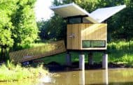 VICTOR: una cabaña para la meditación