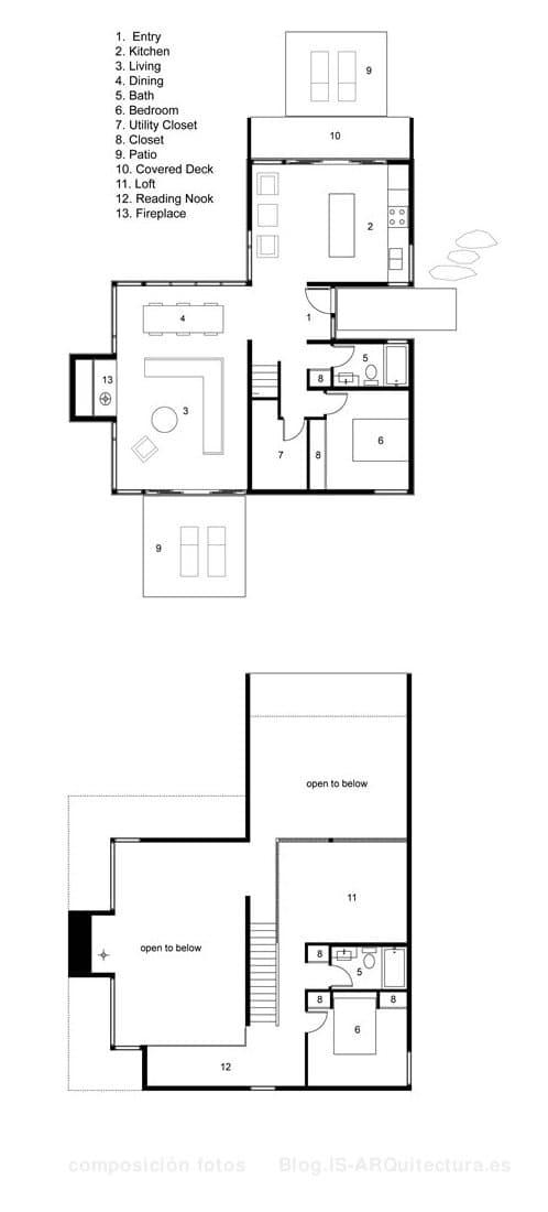 planos-pionner-moderna-cabaña-prefabricada