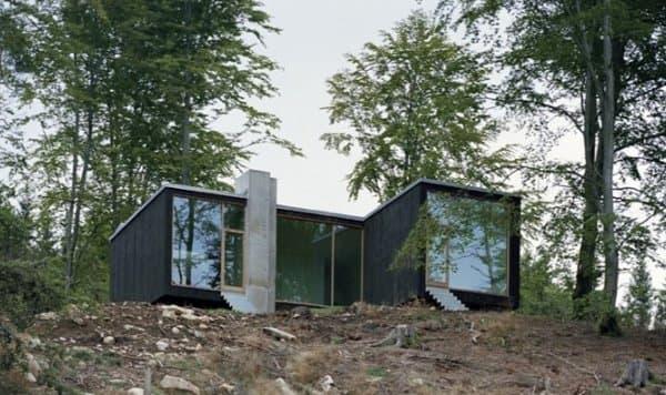 refugio-madera_y_hormigon-Grimeton-Suecia