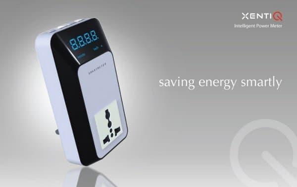XentiQ medidor de consumo eléctrico