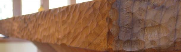Encimeras de madera hechas a mano por endurawood - Tableros madera maciza ...